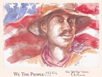 We the People (Man) Fine-Art Print