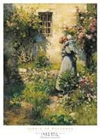 Jardin de Paysanne Fine-Art Print