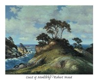 Coast of Monterey Fine-Art Print