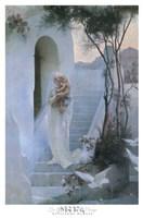 La Maison de la Vierge Fine-Art Print