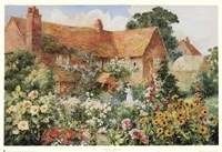 The Cottage in Summer Fine-Art Print
