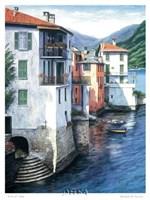 Vista di Lago Fine-Art Print