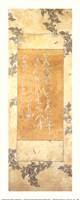 Calligraphy Scroll, Serenity Fine-Art Print