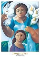 La Maternidad Fine-Art Print