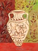 Lotus Pot II Fine-Art Print