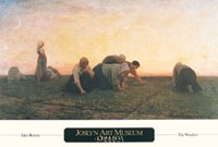 The Weeders, 1860 Fine-Art Print