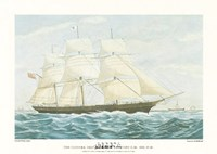 Clipper Ship Mirage Fine-Art Print