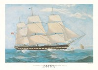 Clipper Ship Shannon Fine-Art Print