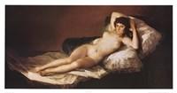Nude Maja Fine-Art Print