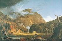 Notch of the White Mountains Fine-Art Print