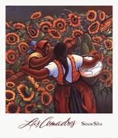 Las Comadres Fine-Art Print
