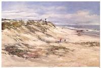 At the Seashore Fine-Art Print