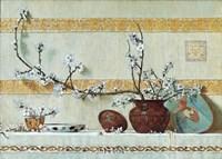 Quince Blossoms Fine-Art Print