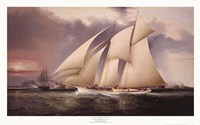 The Yacht Magic Fine-Art Print