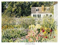 Late Summer Garden Fine-Art Print