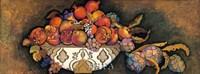 Artichokes & Pomegranates/Moroccan Bowl Fine-Art Print