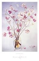 Magnolias & Moon II Fine-Art Print
