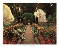 Jardin de Aranjuez Fine-Art Print