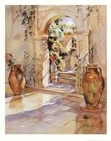 Italian Garden Wall Fine-Art Print