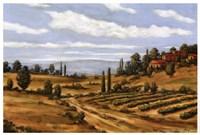 European Vista I Fine-Art Print