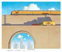 Traffic Fine-Art Print