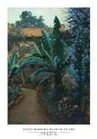 Garden of the Potter Hotel Fine-Art Print