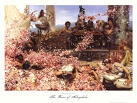 The Roses of Heliogabalus Fine-Art Print