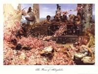 The Roses of Heliogabalus Fine-Art Print