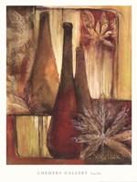 Exotic Elements I Fine-Art Print