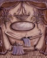 Charming Bathroom II Fine-Art Print