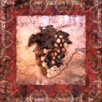 Tuscany Grapes Fine-Art Print