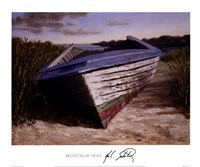 Montauk Skiff Fine-Art Print