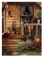 Summer Front Porch Fine-Art Print