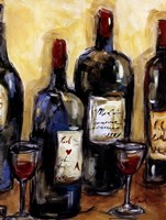 Wine Bar (Detail) Fine-Art Print