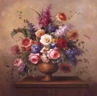 Heirloom Bouquet II Fine-Art Print