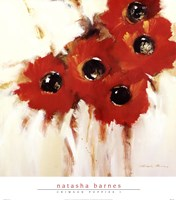 Crimson Poppies I Fine-Art Print