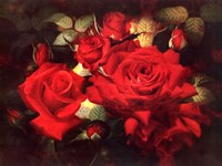 Roses Are Red Fine-Art Print