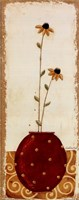 Polka Dot Flower Pot IV Fine-Art Print