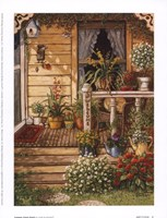Summer Front Porch Fine-Art Print