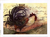 Le Rooster III Fine-Art Print