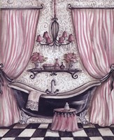Fanciful Bathroom I Fine-Art Print