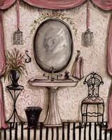 Fanciful Bathroom IV Fine-Art Print