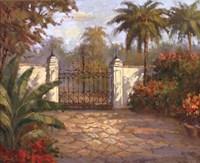Porta Celeste II Fine-Art Print