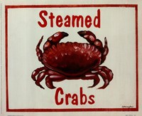 Steamed Crabs Fine-Art Print