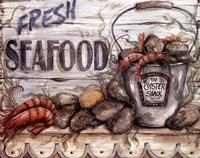 Fisherman's Catch IV Fine-Art Print