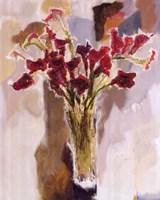 Red Calla Lilies Fine-Art Print