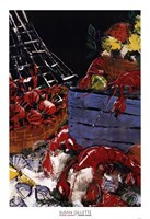 Ocean Harvest I Fine-Art Print