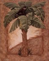 Monkey Palm I Fine-Art Print