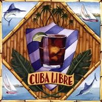 Cuba Libre Fine-Art Print