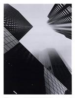 North Michigan Avenue Highrises Fine-Art Print